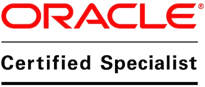 Namos are an Oracle Certified Specialist