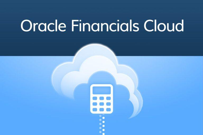 Financial Services Software | Oracle