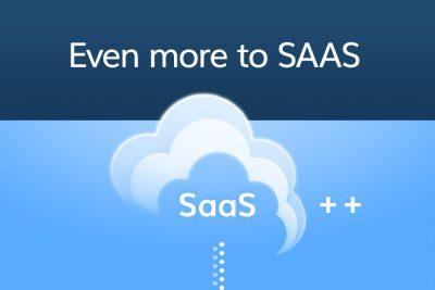 Even More To SaaS