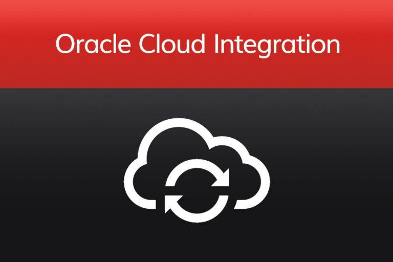 Oracle Cloud Integration