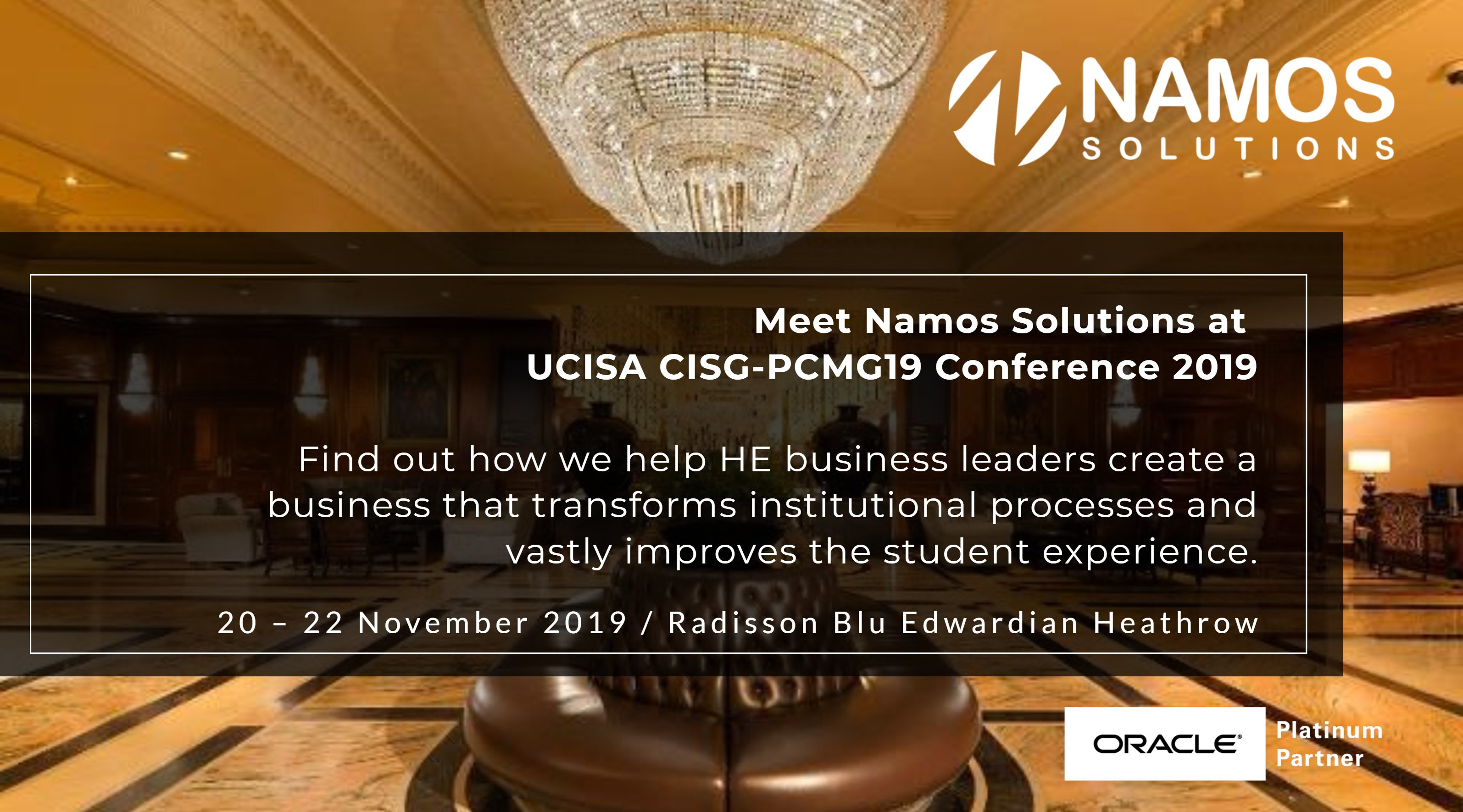 Event Archives | Namos Solutions