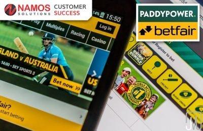 Namos Solutions - Customer Success - Paddy Power Betfair