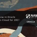 What's New in Oracle Financials Cloud for 20C?