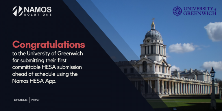 HESA – University of Greenwich post