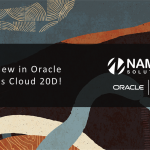 What's New in Oracle Financials Cloud 20D?