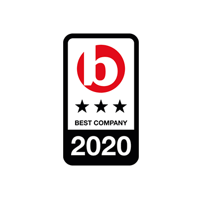 Best Company 2020 - Namos Solutions