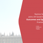 Namos Solutions Achieves Digital Outcomes and Specialists 5 (DOS5) Framework Success