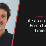 Chapter One:  Life as an Oracle FreshTalent Trainee