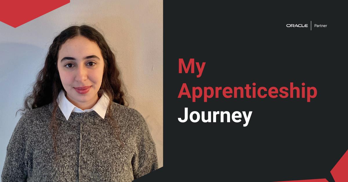My Apprenticeship Journey