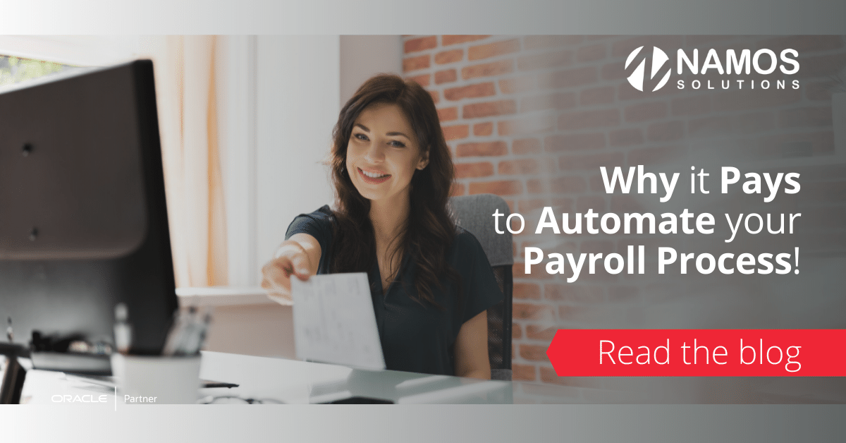 Why it Pays to Automate your Payroll Process!